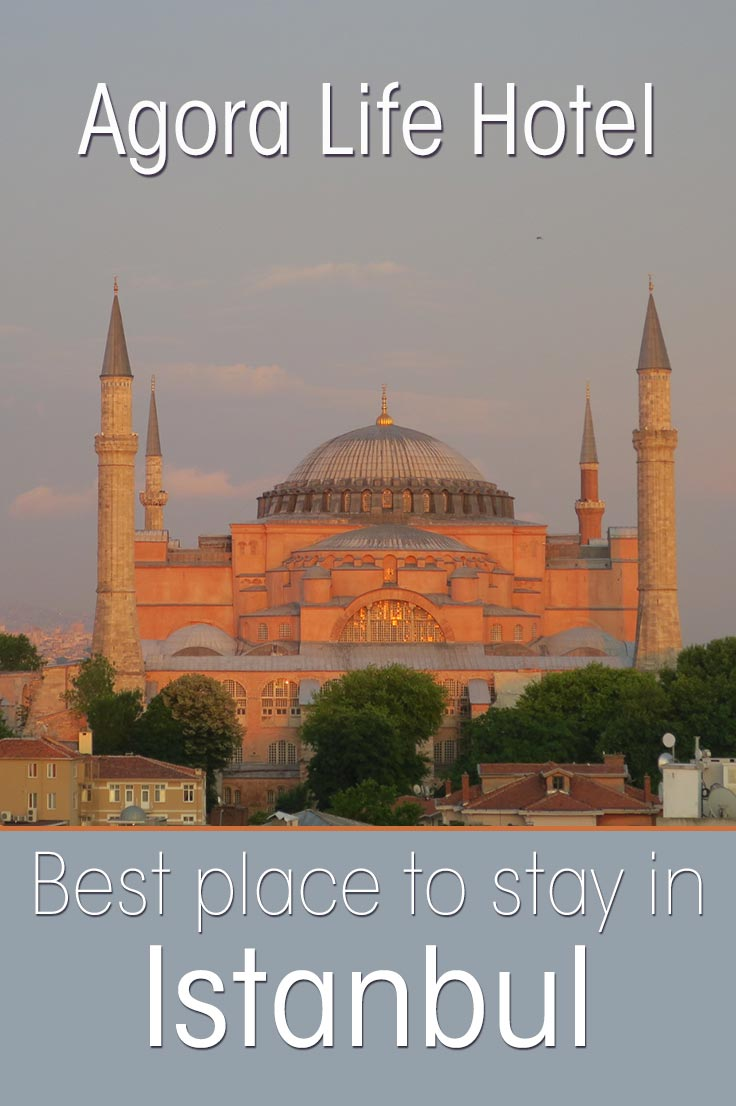 Your hotel in Istanbul must have a great location and value for money. I found Agora Life Hotel in Istanbul the best place to stay in Istanbul. Read why.