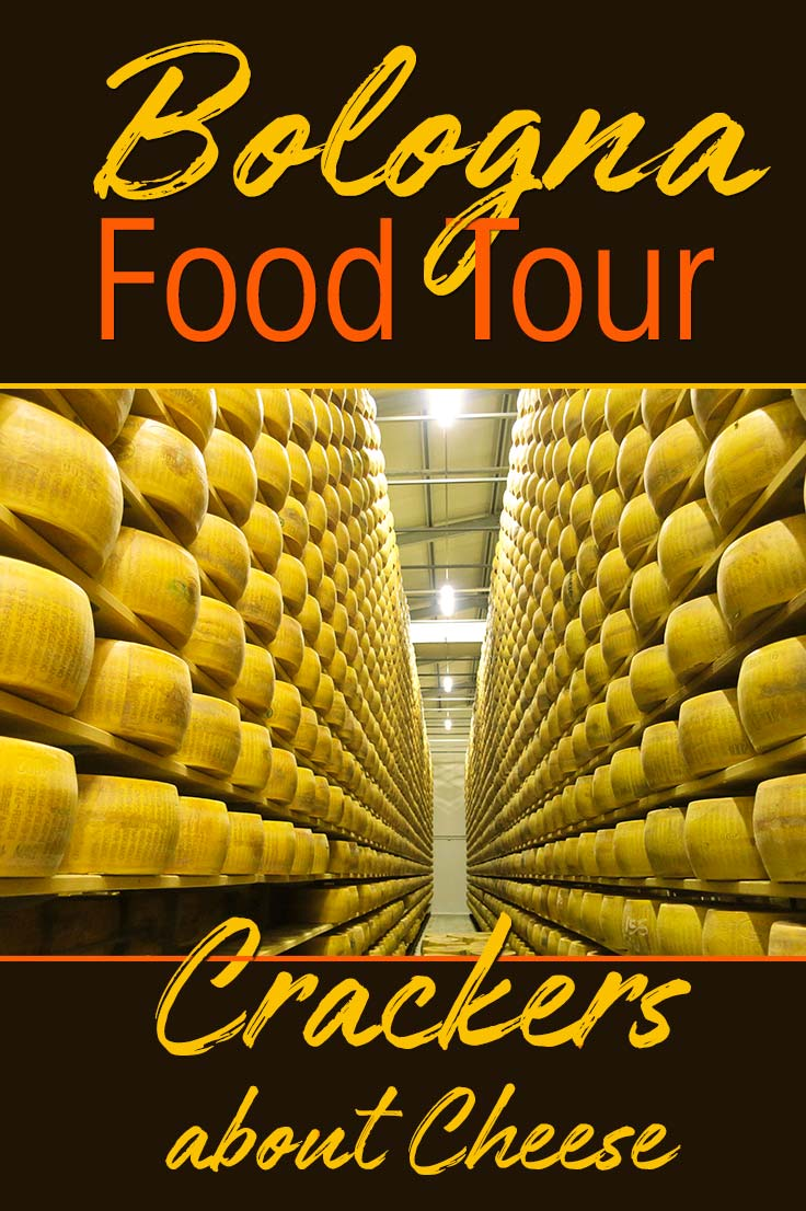 The Farm to Table Bologna Food Tour is the tastiest food experience in Emilia Romagna (Italy) with DOP approval and guaranteed food coma at the end.