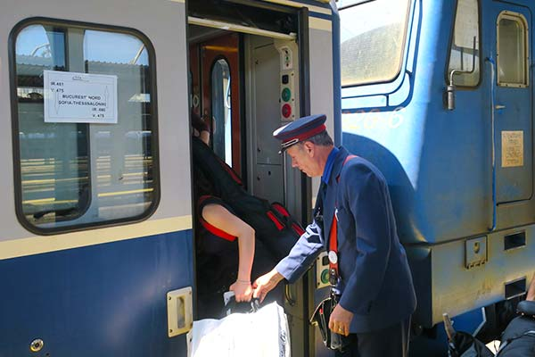 Read about my journey on the first Bosphorus Express, the Bucharest to Istanbul train and how I got interviewed about the ancient Orient Express train route