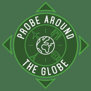 Logo Probe around the Globe - travel blog