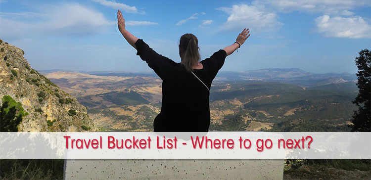 I have a never ending, ever expanding list of places I want to visit, but I decided for the purpose of travel planning in 2018 I would put things in writing. So here it is: my travel bucket list (for 2018 and beyond) for myself and your inspiration