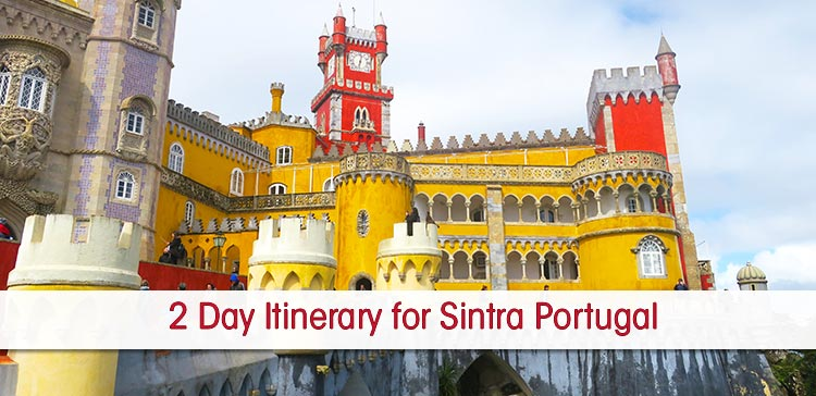 2 day sintra itinerary practical tips to visit sintra portugal. Black Bedroom Furniture Sets. Home Design Ideas