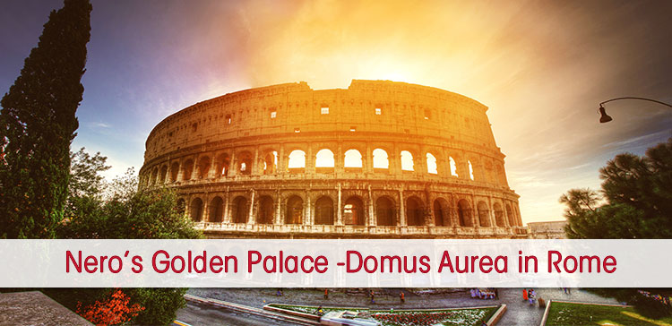 Read about the unique underground experience in Rome with the off the beaten path tour of Nero's Golden Palace and how to get Domus Aurea tickets.