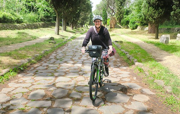 Amazing Appian Way Bike Tour Rome – Cycle on the Via Appia Antica