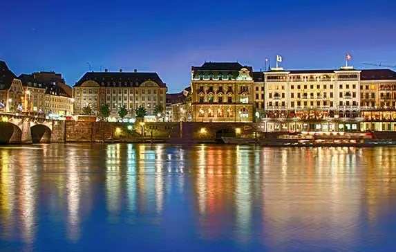 24 hours in Basel: One Day in Switzerland's 3rd Largest City