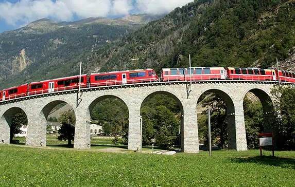 Is the Bernina Express a Tourist Trap or Living Up to the Hype?