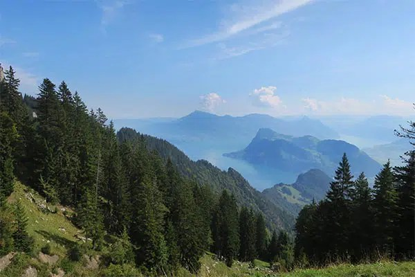 A round trip to Mt. Pilatus is a popular day trip from Lucerne, Switzerland. What to do and how to get to Mt. Pilatus from Lucerne? Read my practical tips.