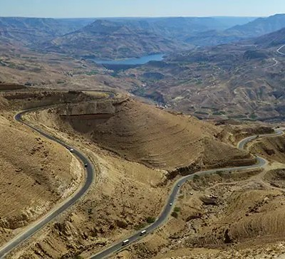 The King's Highway Jordan: Scenic Road Trip from Amman to Petra