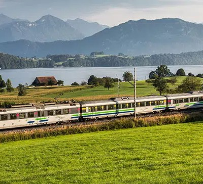 How to plan your 2 week Switzerland Train Itinerary?