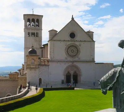 7-Days Lazio and Umbria Road Trip Itinerary from Rome