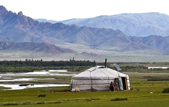 Life and Death in the Land of the Eternal Blue Sky (Mongolia)