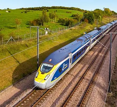 Can Eurostar train really beat flying from Europe to London?
