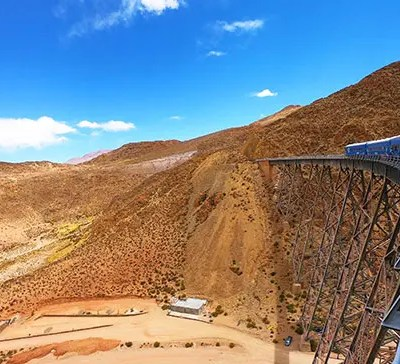 Riding the Train to the Clouds in Salta Argentina, what is it like?
