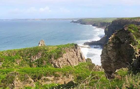 Broad Haven to Solva Pembrokeshire Coast Path