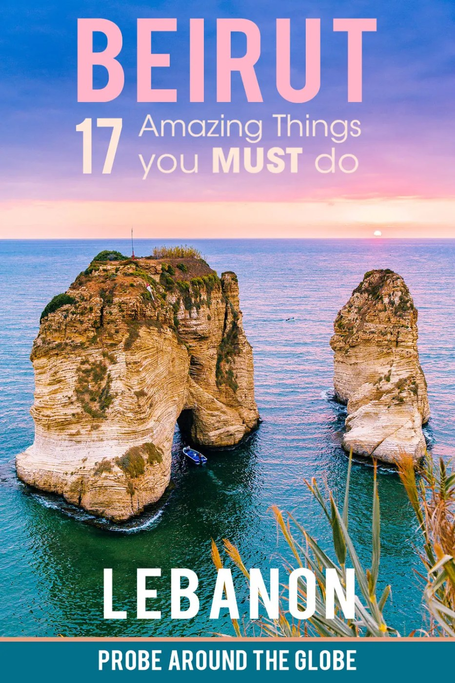 There are so many amazing places to visit in Beirut, that I help you with the best things to do in Beirut Lebanon.