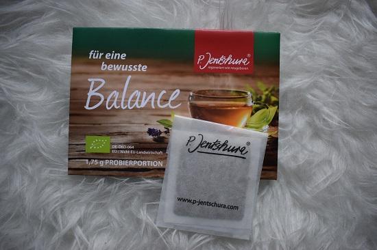 Wohlfühlen mit P. Jentschura Produktvorstellung 7x7 Kräutertee Probenqueen