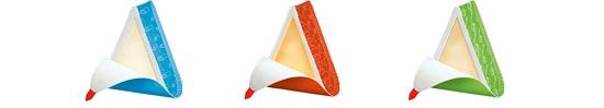Produkttester für Milkana Käsedreiecke Drei Käsedreiecke Probenqueen