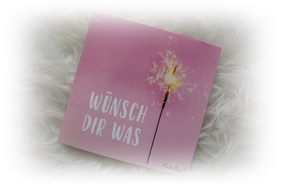 Pinkbox Wünsch Dir was Flyer - Probenqueen