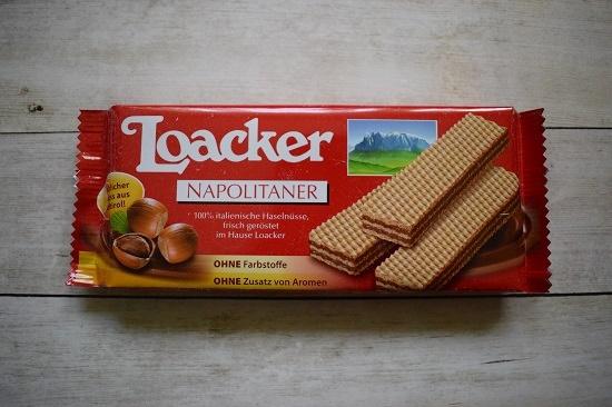 Brandnooz Box Januar 2018 Loacker Napolitaner Waffeln Probenqueen