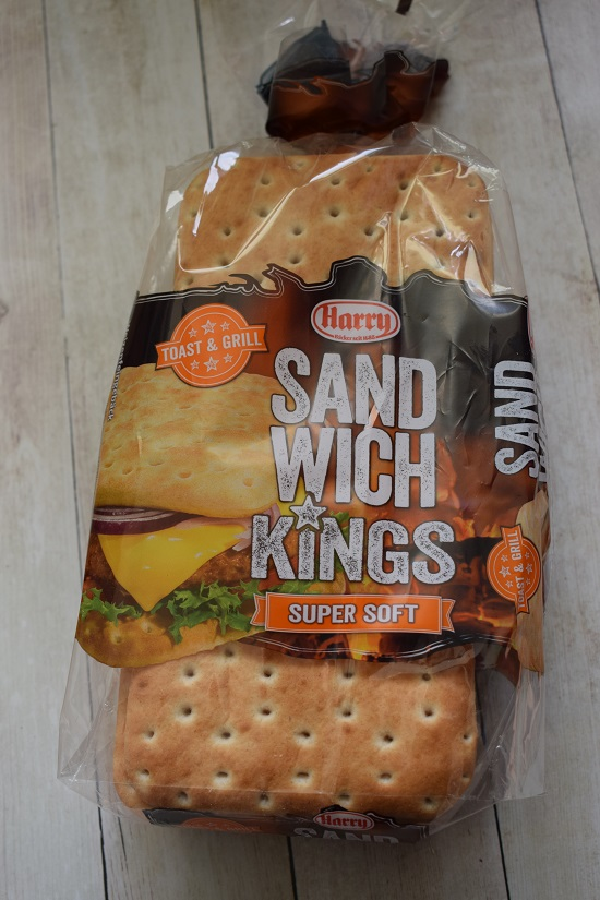 Brandnooz Box April Packung Harry Sandwich Kings soft Probenqueen