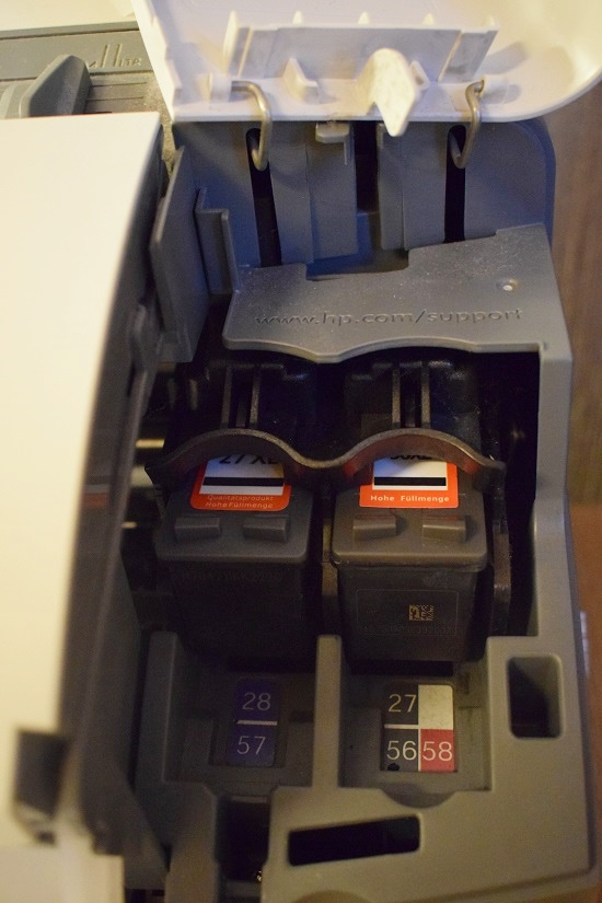TonerPartner Druckerpatronen im HP-Drucker von Probenqueen