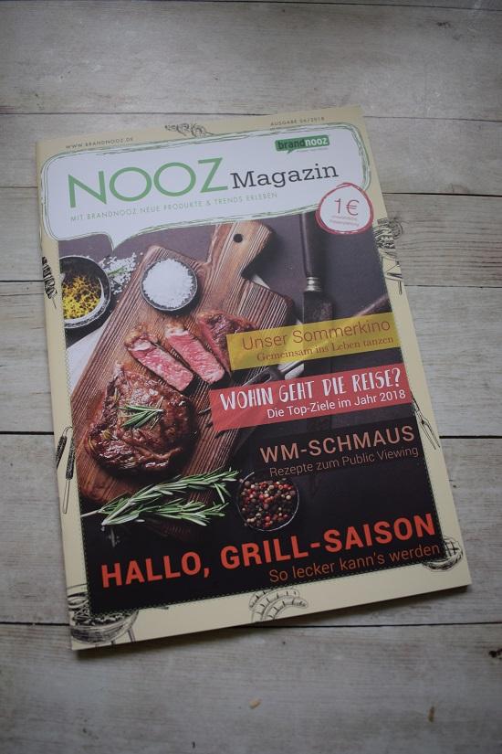 Brandnooz Genussbox Juni 2018 Nooz Magazin www.probenqueen.de