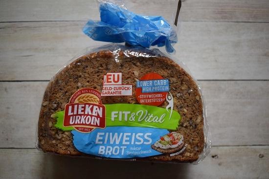 Degustabox Januar 2019 Packung Lieken Urkorn Eiweissbrot