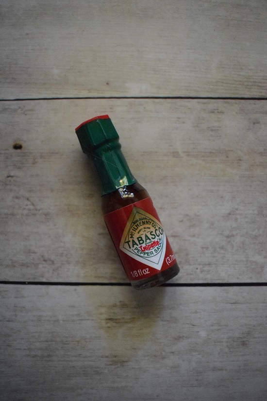 Degustabox 2019 Tobasco Mini Sauce