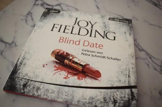 Blind Date von Joy Fielding Hörbuch Cover Vorderseite - Probenqueen