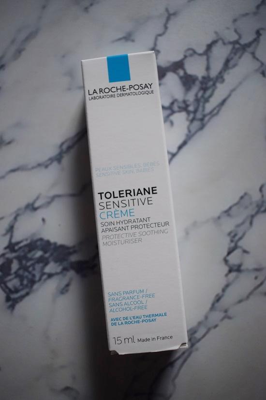 natürlich schön Aktionsbox La Roche-Posay Toleriane sensitive Creme