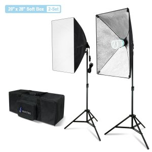 Top 10 Best Softbox Lighting Kit in 2019 Reviews