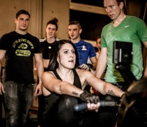 Trainingsparty im King Kong Club (c)wildbild