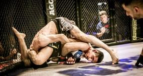 Falko Hanaro, Iyas Umarov, Aggrelin, Cage Fight, Salzburg, 20171217, (c)wildbild