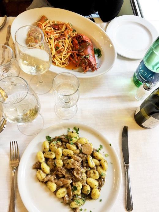 food blog roma