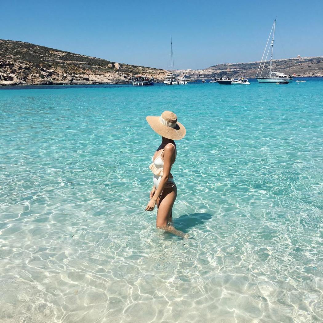 blue lagoon comino gozo malta gezi rehberi