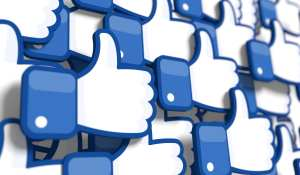 Facebook Likes Thumbs Up