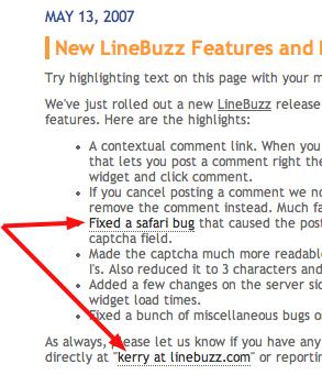 Line-Buzz