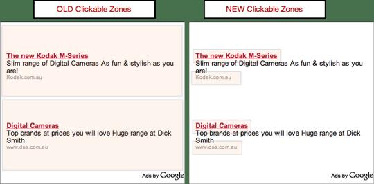 Adsense-Clickzone