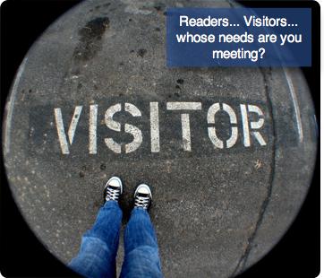 Readers-Visitors