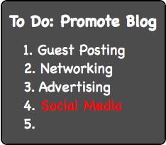 Blog-Promotion - Social Media