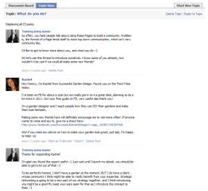 5 Ways Facebook's Discussions App Will Make You a Better Blogger