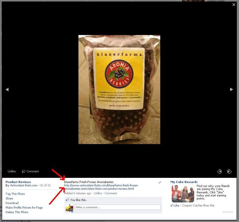 Make the Most of Product Reviews on Your Facebook Page