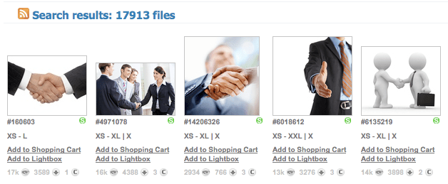 Does Fotolia Have Photos for Your Blog?