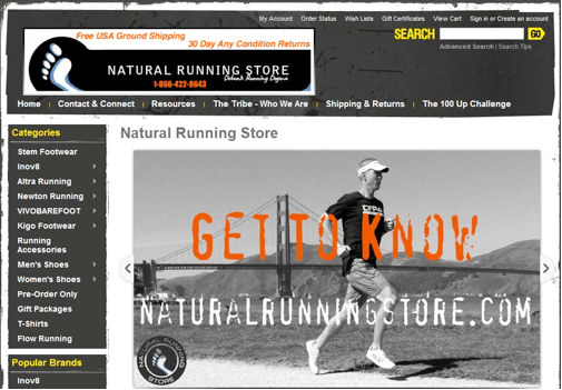 naturalrunningstore.com