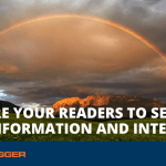 How Inspiring Your Readers Drives them to Search for Information (and Interact)