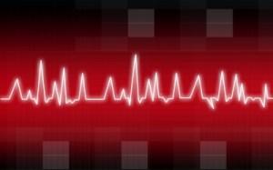 Heart beat vital signs
