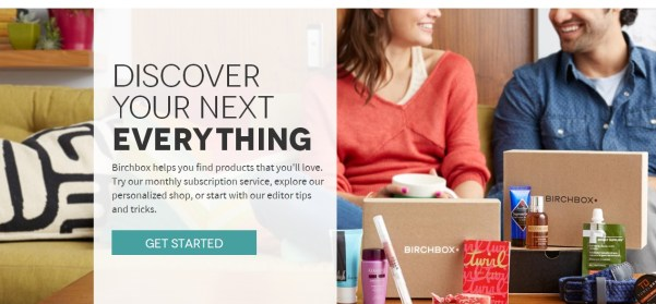 Discover your next everything   Birchbox