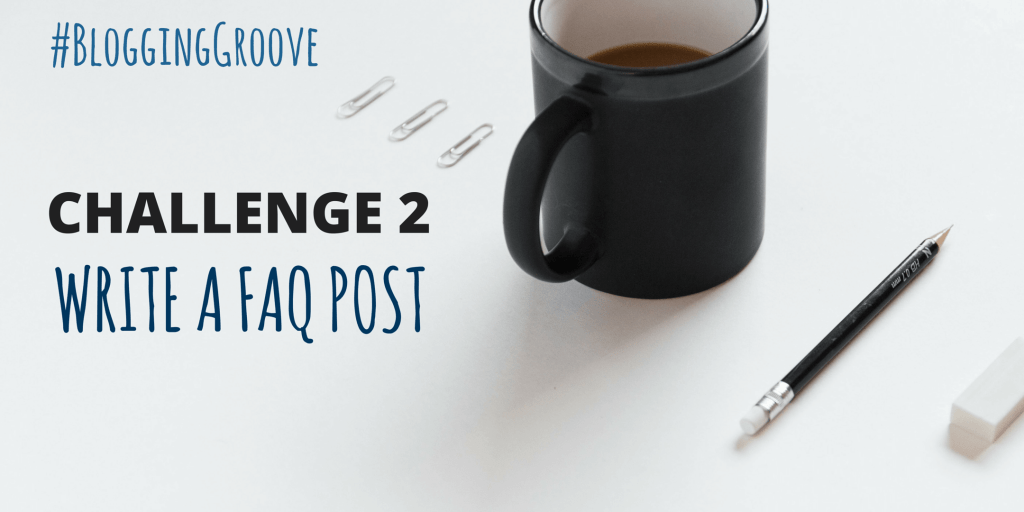 how to write a challenge