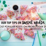ProBlogger Most Popular Posts on Social Media 2016