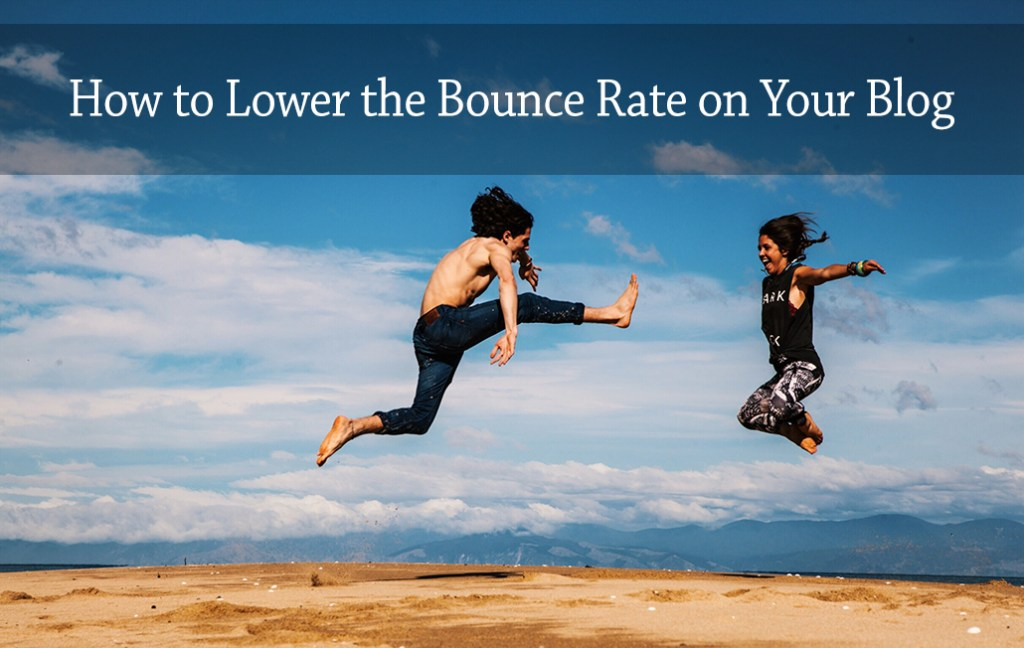179: How to Lower the Bounce Rate on Your Blog